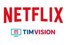 Accordo Netflix su TIMVision streaming