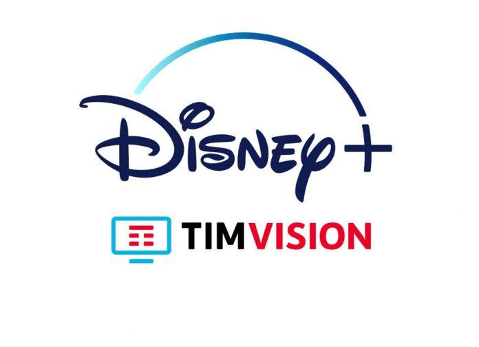 Disney+ su TIMVision