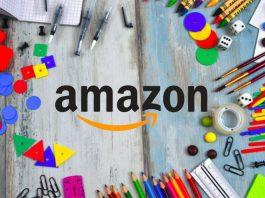 Amazon promozione rientro a scuola settembre