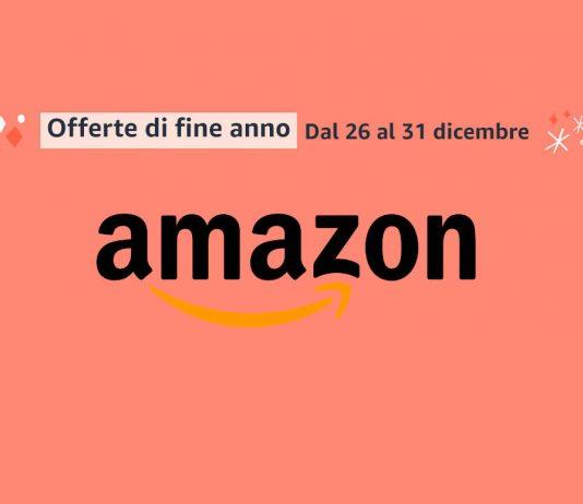 Amazon sconti di fine anno