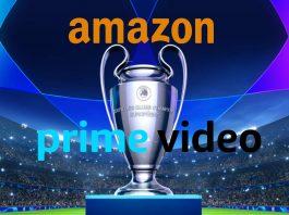 Champions League Prime Video
