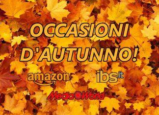 Promozioni offerte ottobre
